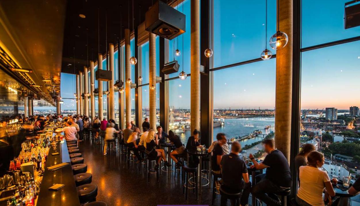 hamburge skyline bar